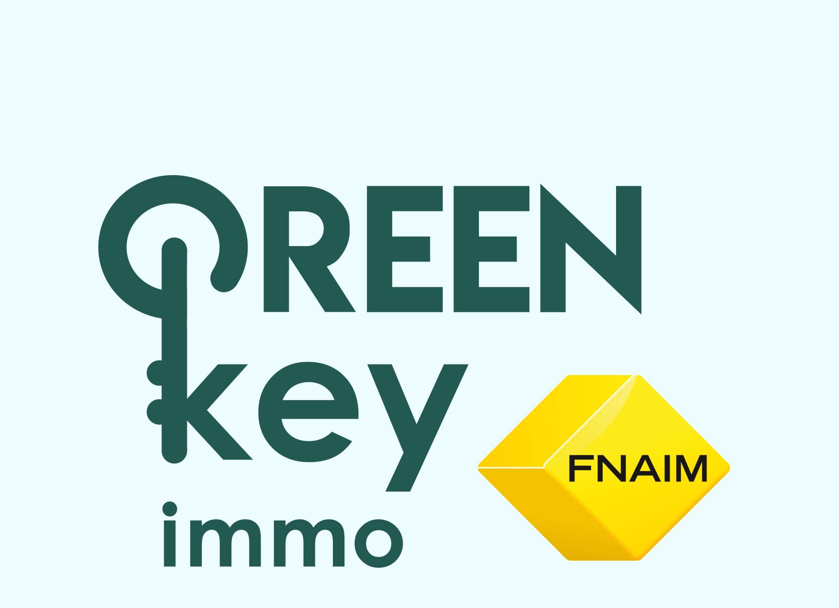 Green Key Immo – Agence immobilière numérique à Angers